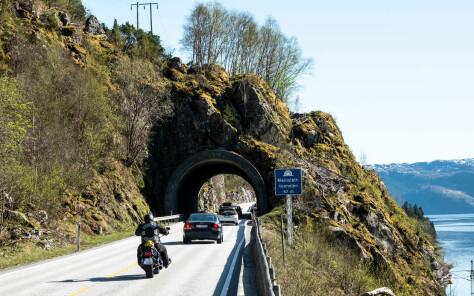Satsing på store veiprosjekter på Vestlandet