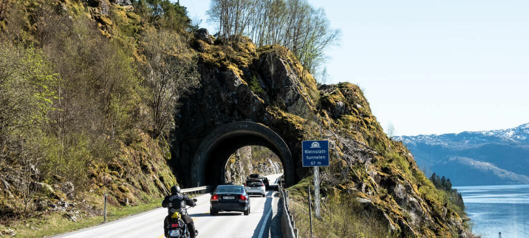 – Bare 20 prosent av Oslo-Bergen holder dagens standard