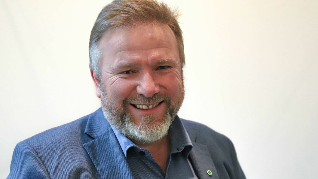 BER OM SVAR: Bengt Fasteraune, Senterpartiet. Foto Ragne B. Lysaker, Sp