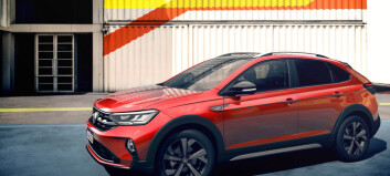 Volkswagen utvider SUV-rekka