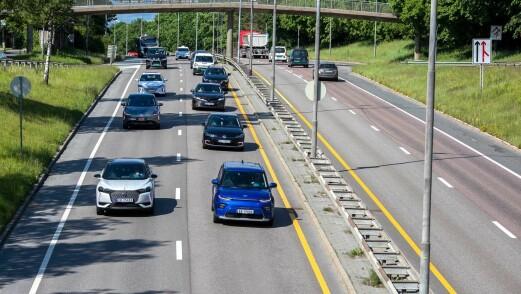 Smadret rekkevidde-løftene i ny elbil-test