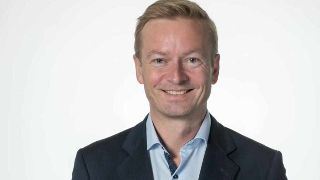 HØYRE-POLITIKER: Helge Orten er leder i Stortingets transportkomité.