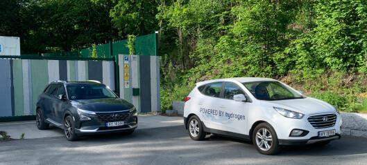 – Hydrogen vil bli like rimelig som bensin i 2025