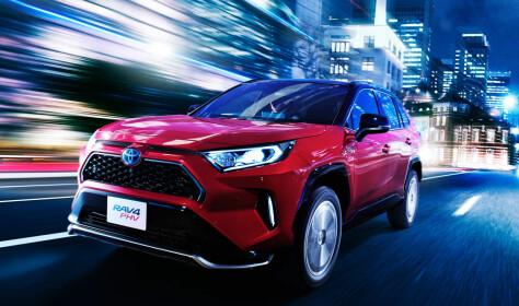 Rekkevidde-sjokk for Toyotas nye RAV4