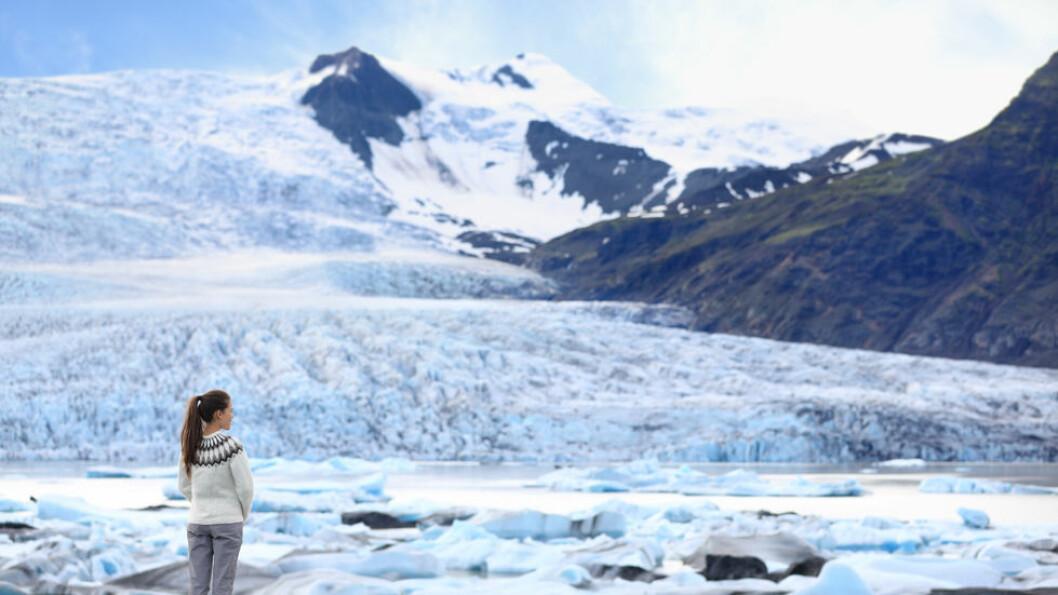 VILT OG VAKKERT: Island er røft og karrig, og folk lever med naturen tett innpå seg. Foto: Shutterstock