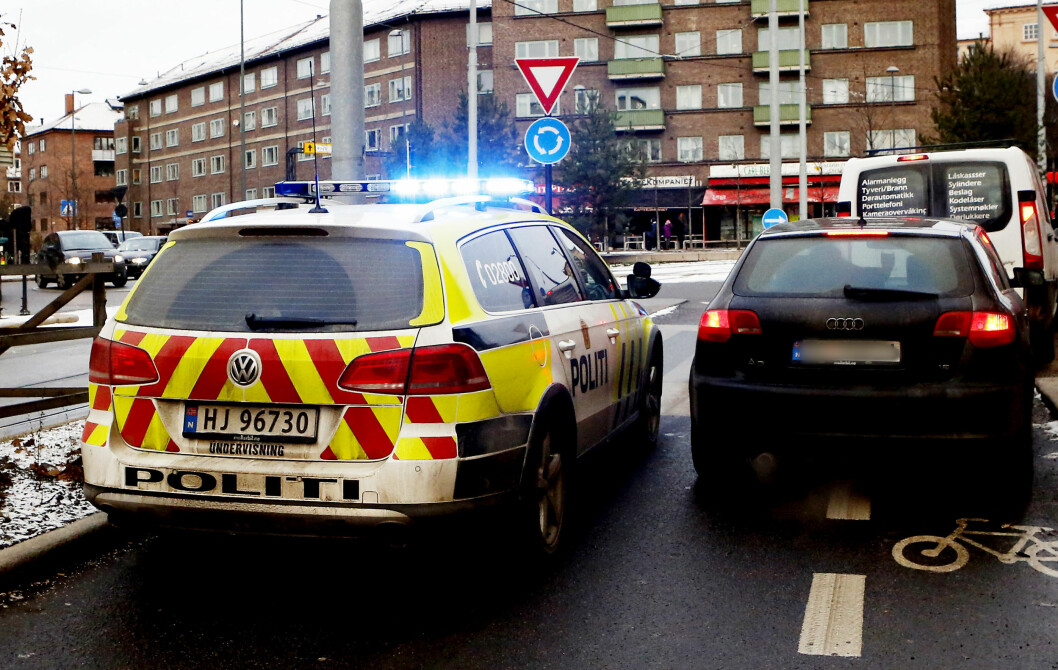 TAR TID: En pulskanon kan stoppe biler på flukt, men vi antar at det er et stykke fram før politiet i Norge kan ta den i bruk i Norge, sier seniorrådgiver Tonje Torsgaard i Politidirektoratet. Foto: Arkivfoto