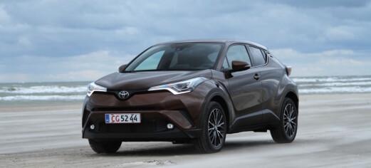 En ny hybrid-suksess fra Toyota