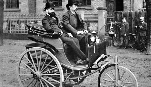 130 år siden den første bilen