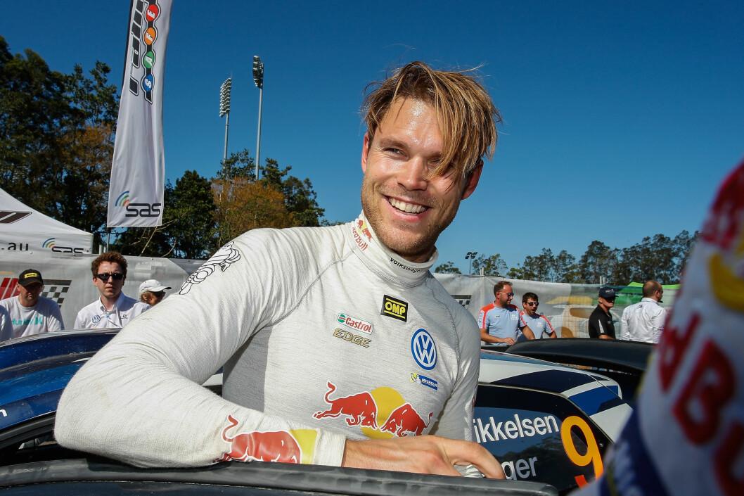 MIKKELSEN KLAR: Både VW Motorsport og norske EVEN Managment jobber nå med en tydelig plan for at Andreas Mikkelsen skal kjøre VW Polo WRC i flere VM-løp i år. Foto: VW Motorsport