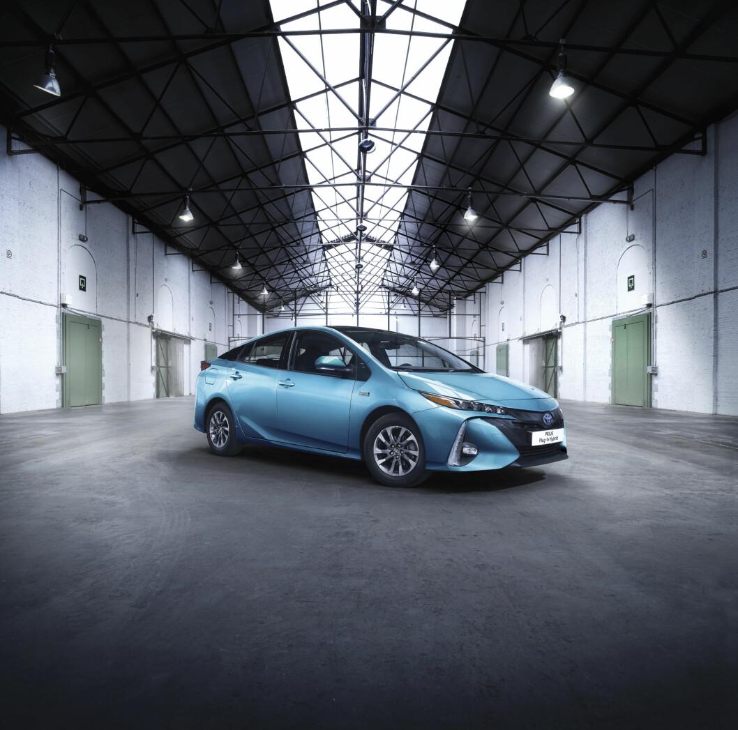 PRIUS: Toyota kommer med ny modell av Prius, 20 år etter at denne ble satt i masseproduksjon som hybrid.