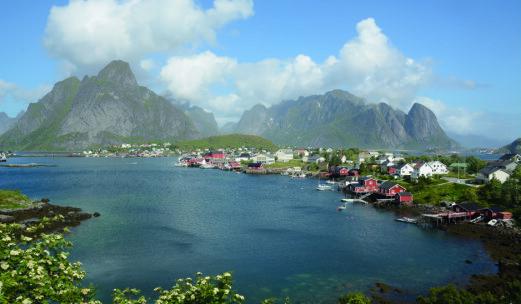 Her er Norges beste utsikter