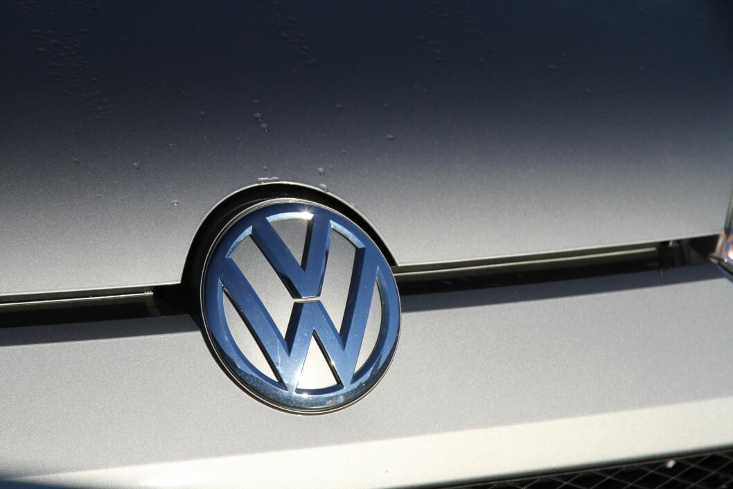 GODT NYTT: Endelig gode nyheter for VW: I 2016 solgte VW-gruppen 10,3 millioner biler, mot Toyotas 10,2 millioner. Foto: Rune Korsvoll