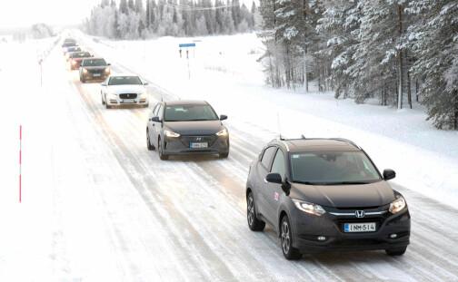 Se bilene som er best på heftig vinterføre