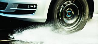Disse har best kjørefølelse på våt asfalt