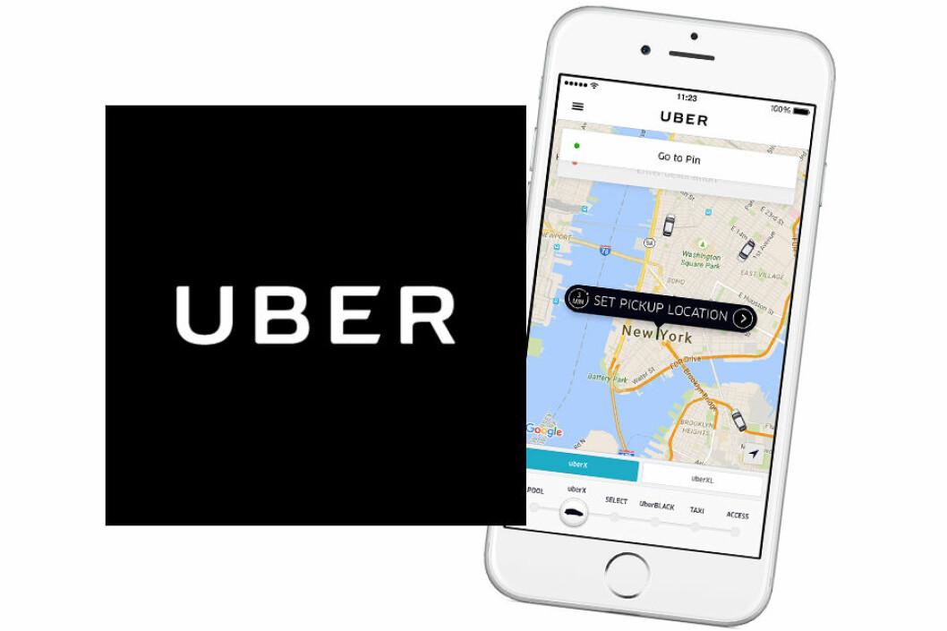 PROBLEMER: Søksmål, krangel og oppsigelser har 2017 til et annus horribilis for Uber.