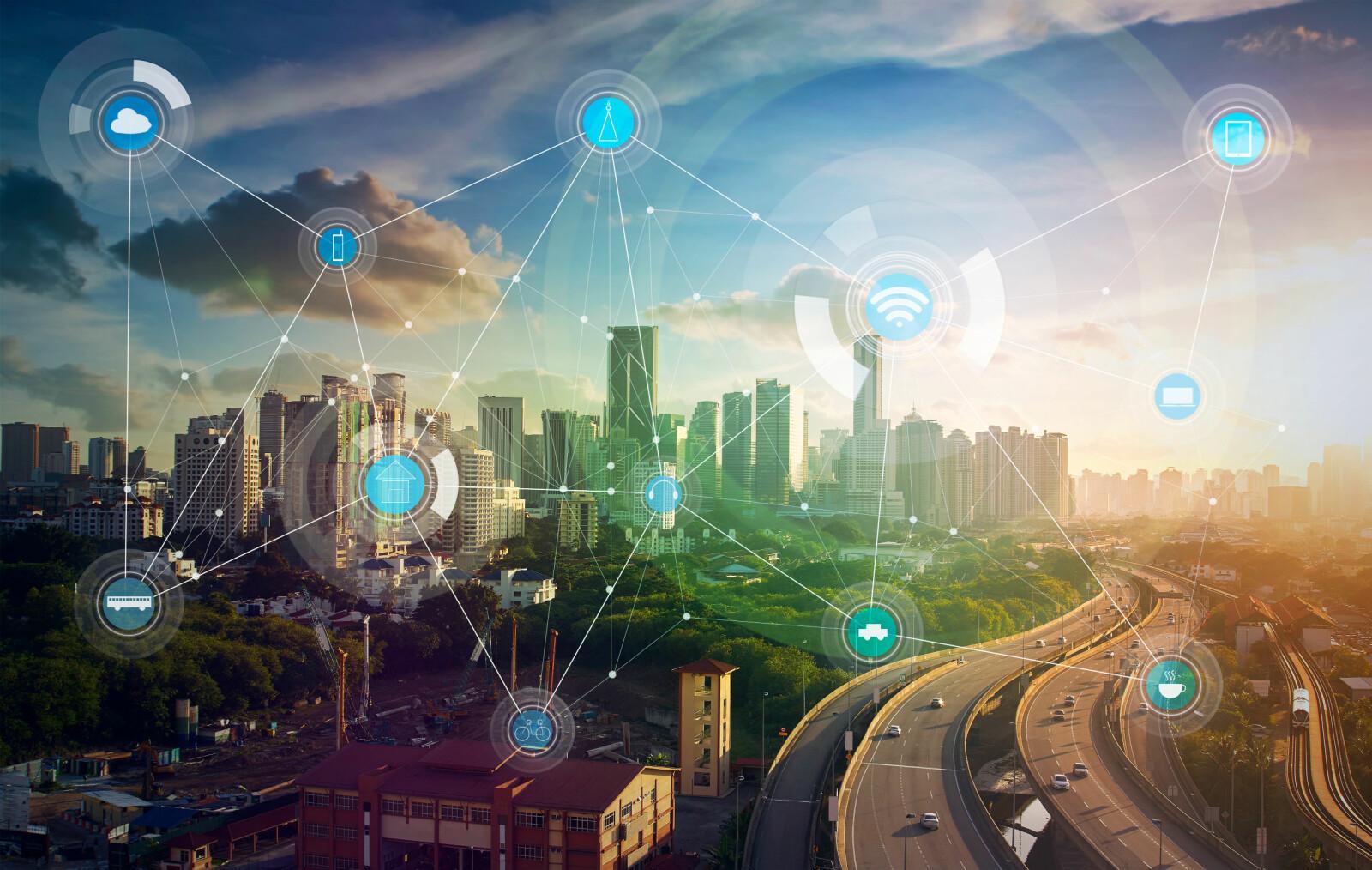 BRAVE NEW WORLD: Ny teknologi gir nye muligheter, men aktualiserer også problemstillinger rundt overvåkning og rettigheter.