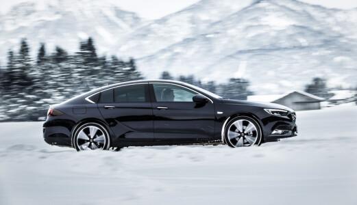 Ni ting du må vite om nye Opel Insignia Grand Sport