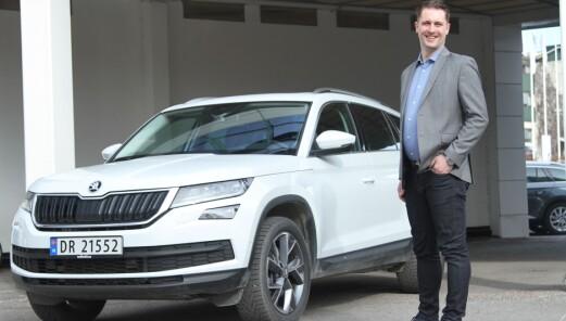 Nye SUV-er på rekke og rad fra Skoda