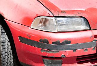 Dette er bruktbilene som ruster mest