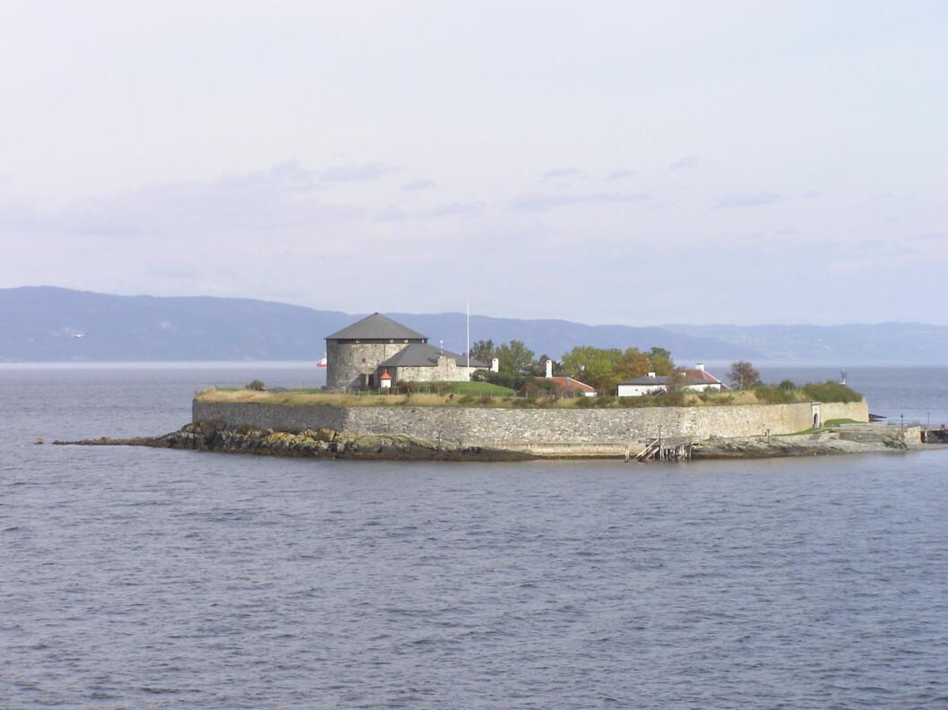 POPULÆRT: Munkholmen ligger en kort båtreise fra Trondheim sentrum. Foto: Wikipedia