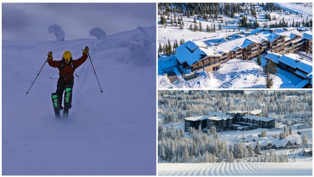 VINTERGLEDE: Vi har testet hotell på to av Norges ledende skiresorter, Norefjell og Trysil. Foto: Jørn Eriksson/Flickr og Ola Matsson