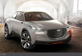 Hyundai med ny kompakt-SUV til høsten