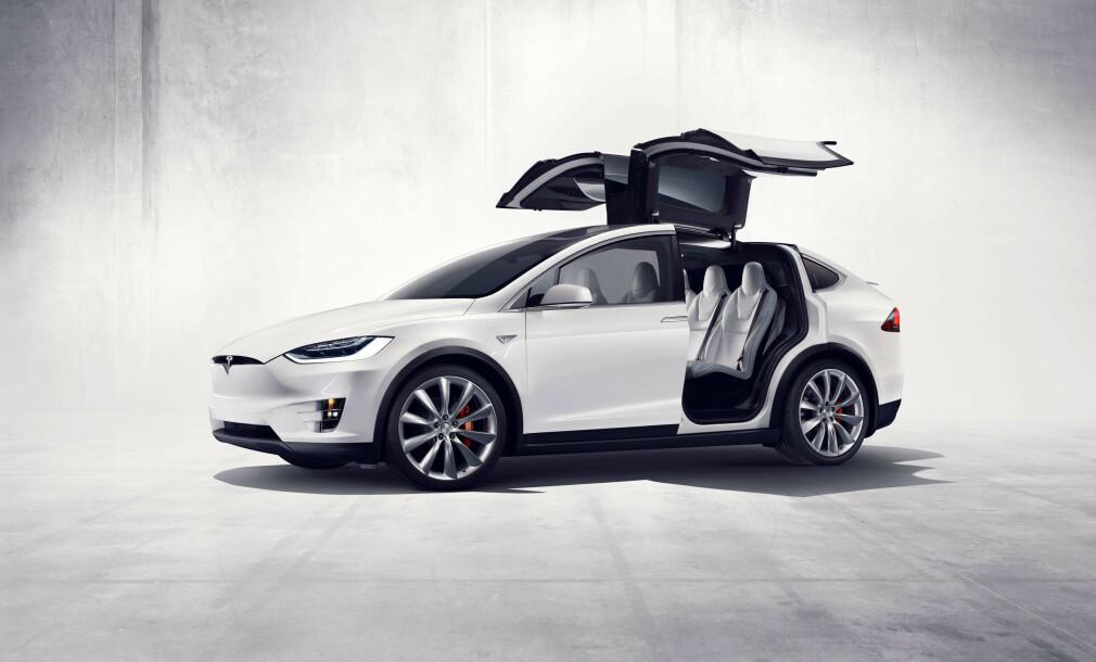Nå er Tesla USAs mest verdifulle bilselskap