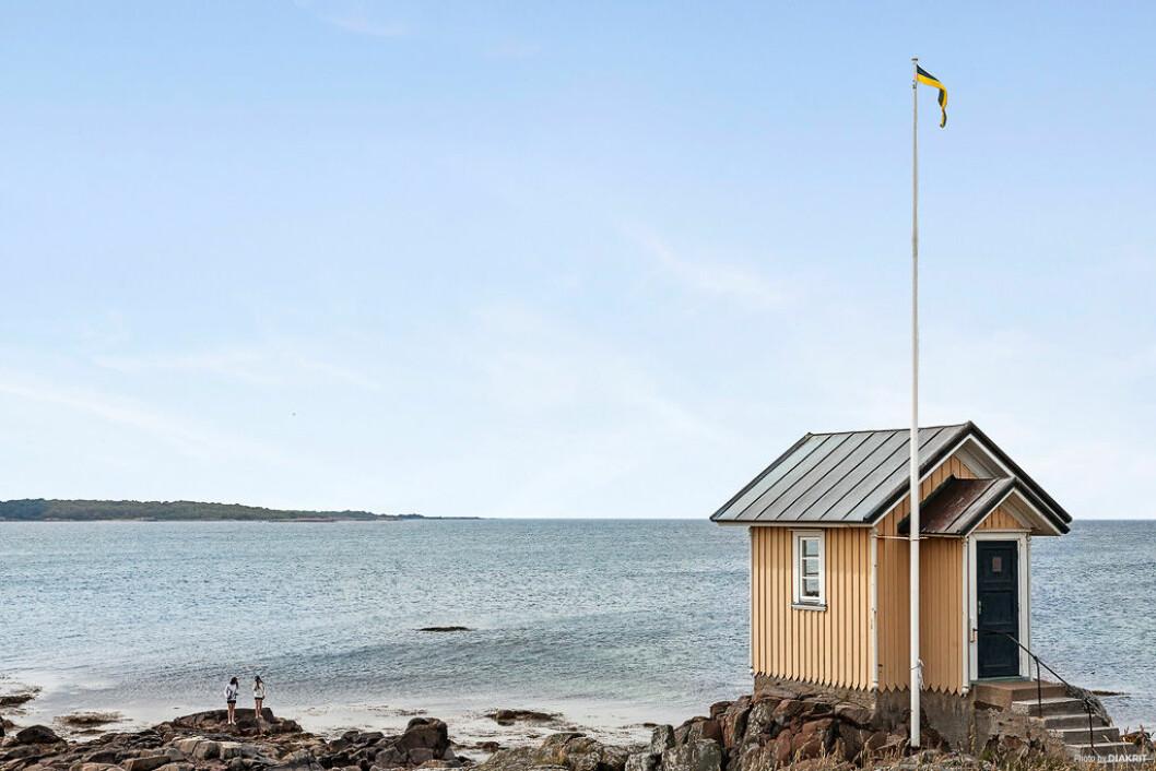 SVENSK IDYLL: Torekov på den svenske vestkysten er et av First Camps mange flotte anlegg.