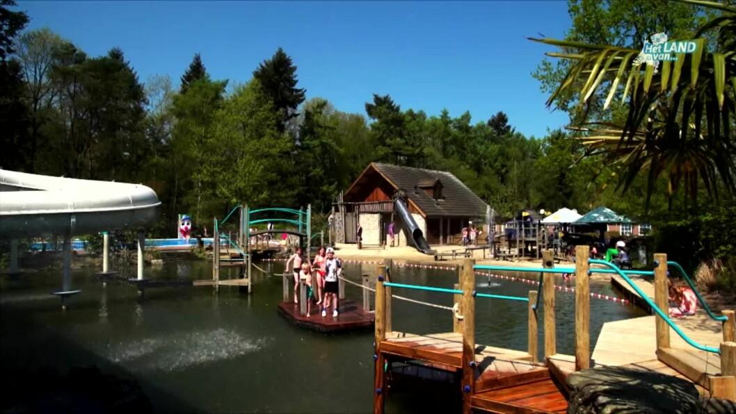 FLAT OUT: Camping de Wildhoeve er kåret til Nederlands beste.