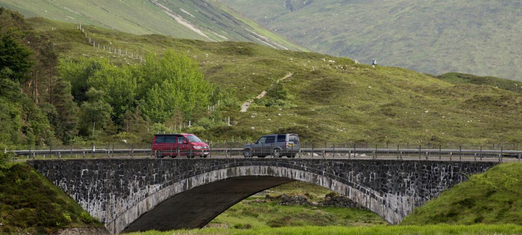 Tilbake til vikingrøttene på Hebridene