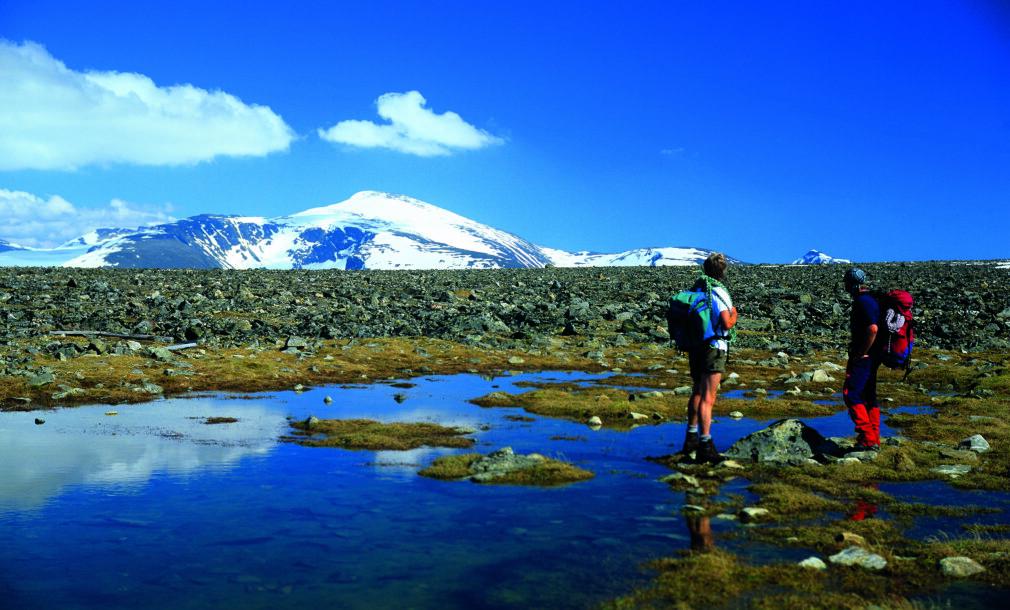 Toppen av Norge