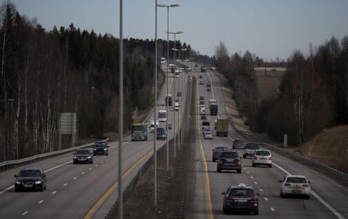 Åtte personer omkom i trafikken i mai