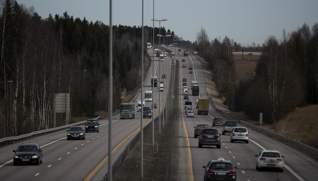 NEDGANG: De siste årene har det vært en nedgang i antall omkomne i trafikken, mens tallet på hardt skadde stadig øker, ifølge Trygg Trafikk.