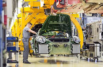 Vil lage 9,4 millioner færre biler enn ventet