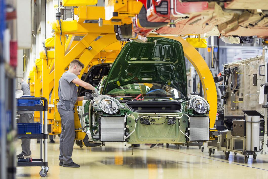 BREMS: Mangelen på databrikker rammer bilindustrien hardt,.