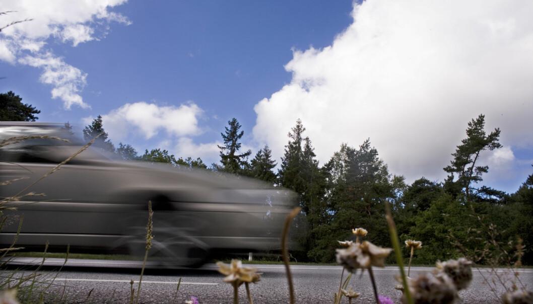 TRAFIKKOFRE: Flere mistet livet i trafikken i juli enn i samme måned i fjor.