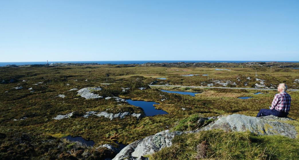 Her er det høyeste laveste i Norge