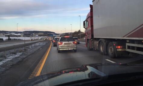 Oslo har Nordens lengste bilkøer