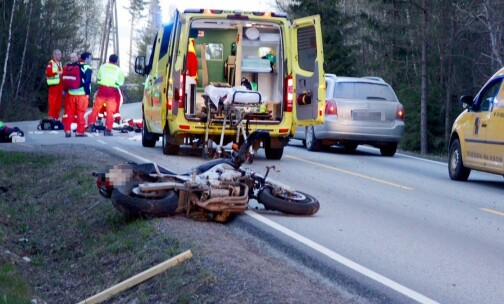 Åtte personer mistet livet i trafikken