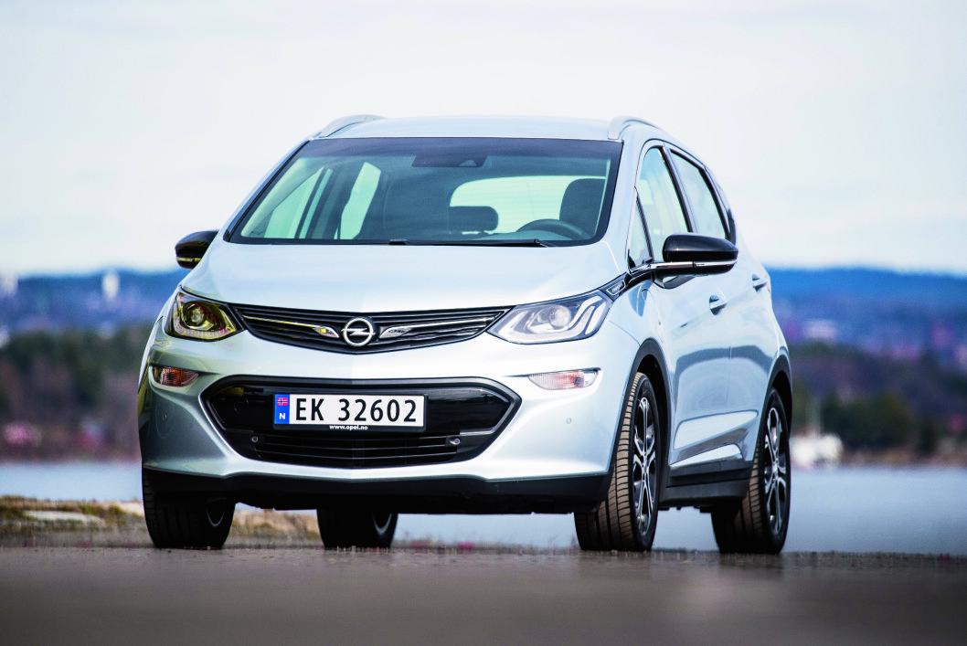 72 POENG: Opel Ampera-e