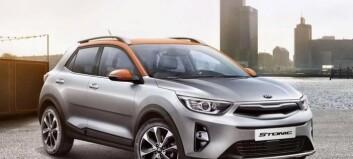 Her er Kias nye kompakt-SUV