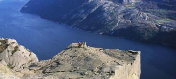 Spektakulært i Rogaland