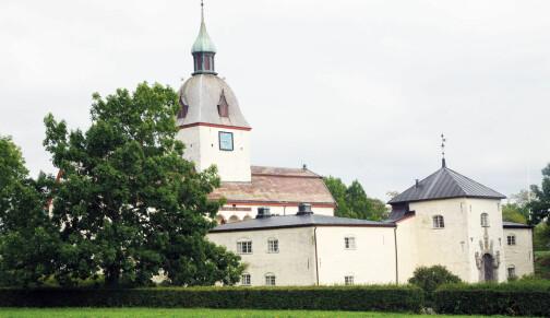 Her bodde kvinnen som kontrollerte en sjettedel av Norge