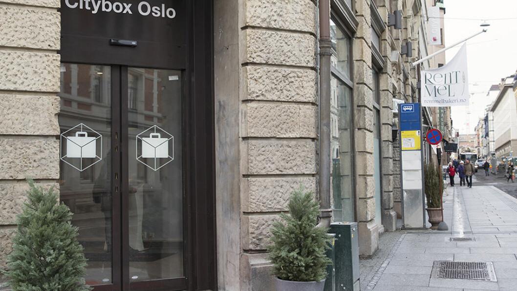 TESTVINNER: Citybox i Oslo