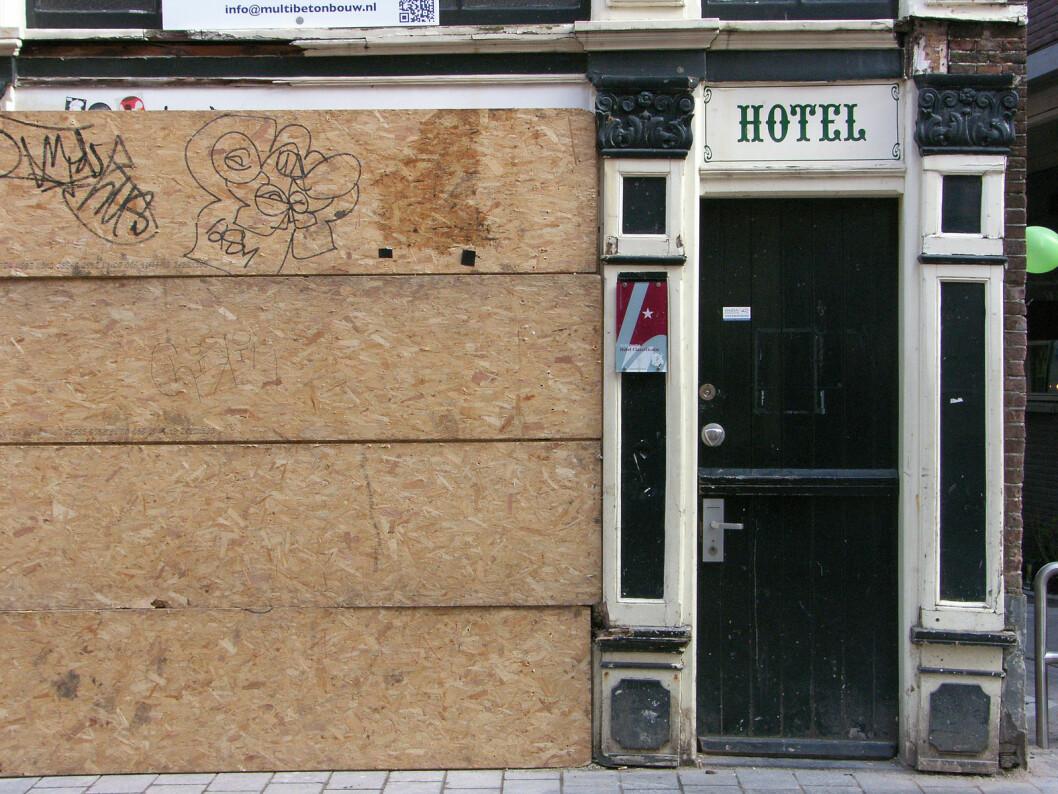 IKKE BARE HER: Veggedyr skiller ikke mellom gode og dårlige hotell, advarer Folkehelseinstituttet. Foto: Krisztina Konczos, Flickr