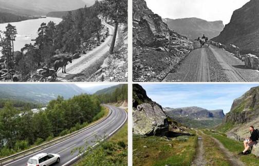 Glimt av det samme Norge –før og nå