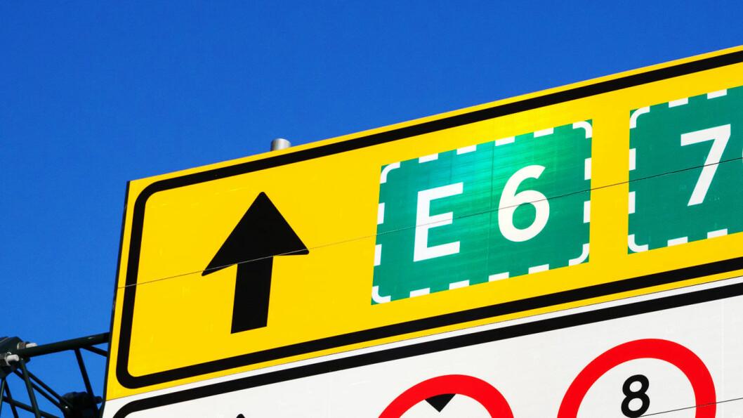 E6 VENTER: E6 strekker seg fra Svinesund til Kirkenes. Vi har et knippe gode stoppesteder å anbefale. Foto: Shutterstock