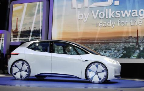 Med disse tre elbilene skal VW overkjøre Tesla