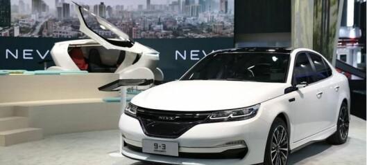 Nå starter produksjonen av de nye Saab-bilene
