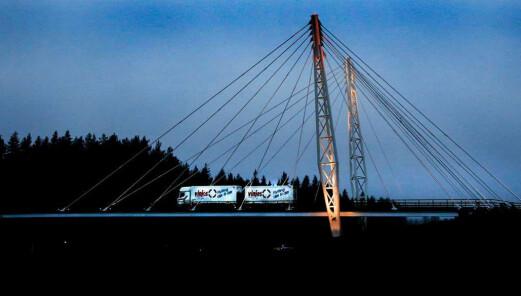 Velger å droppe veilys på E6 langs Mjøsa